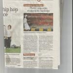 Article paru dans la Dépêche du Midi le 3 Décembre 2012